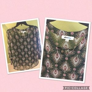 Alice Blue, Top, size XS